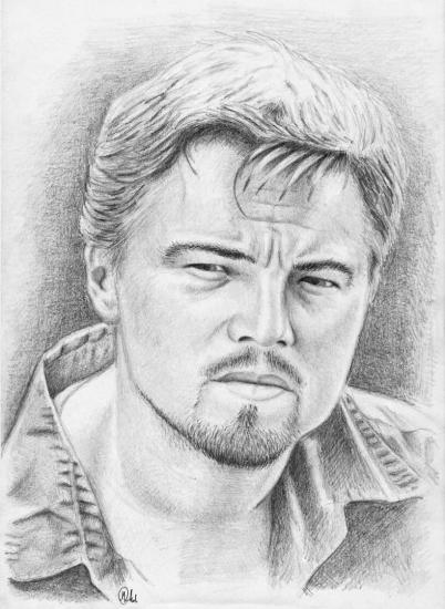 Leonardo DiCaprio par maxwell